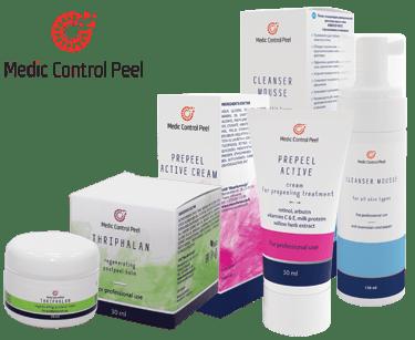 Домашний уход Medic Control Peel