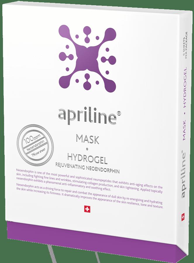 Регенерирующая омолаживающая гидрогелевая маска Apriline