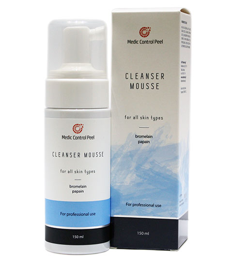 CLEANSER MOUSSE
