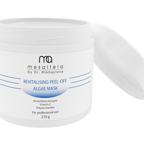 REVITALISING PEEL-OFF ALGAE MASK