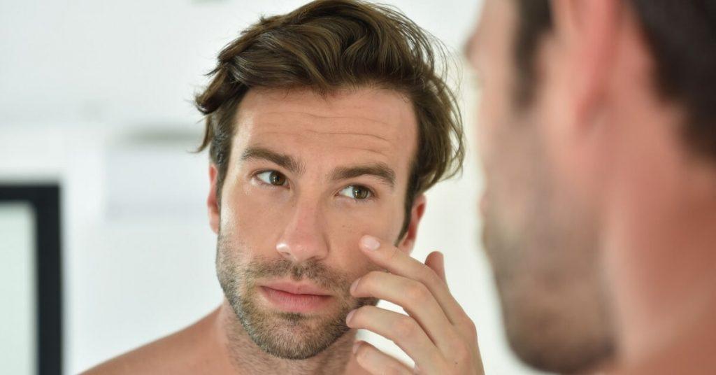 Процедуры по уходу за кожей мужчин
