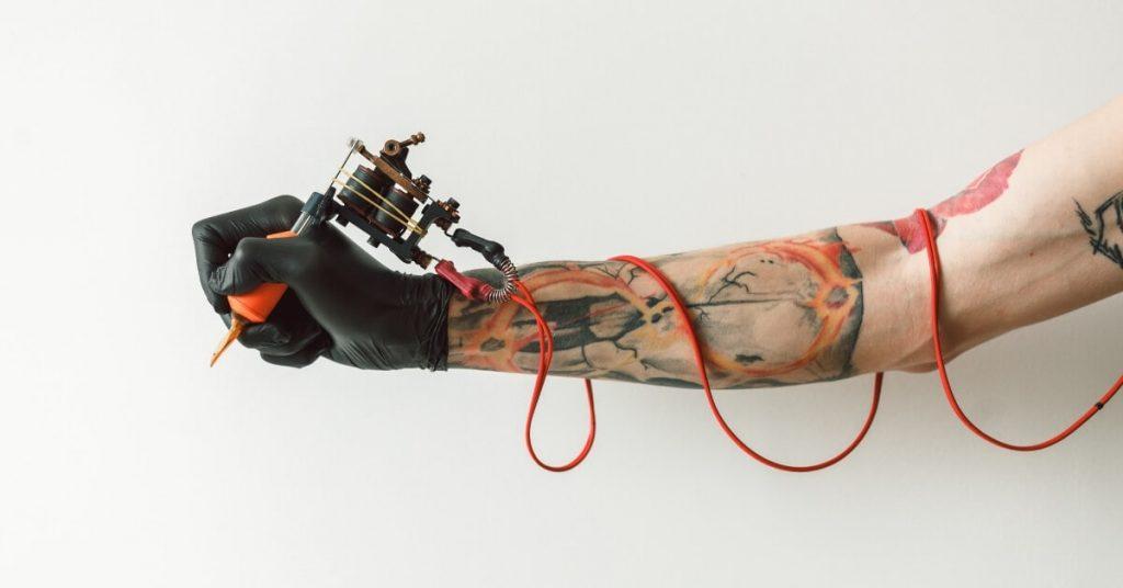 Лазерная эпиляция и татуировки