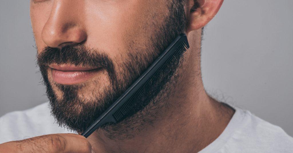 Прыщи на бороде