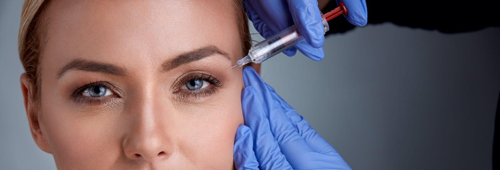 косметических инъекциях мощный увлажняющий эффект начали развиваться морщины